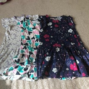 3 Gymboree girls dresses size 5